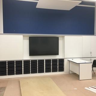 Teacher walls