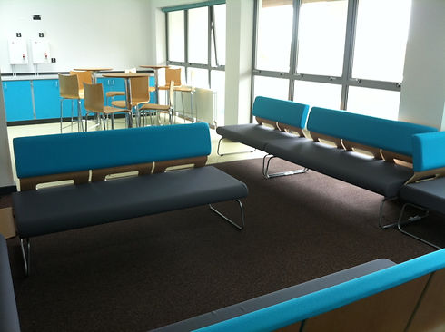 Commercial fit-out - Loose furniture