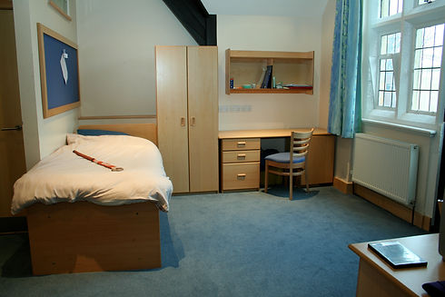 Commercial fit-out - Student accommodation