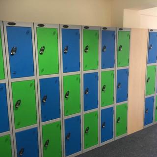 Cloaks & lockers