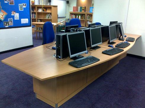 School refurbishment - I.C.T. suites