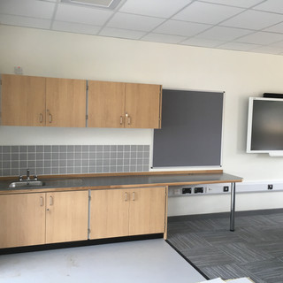 Fixed furniture, carpentry & joinery