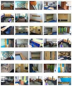 School refurbishment gallary