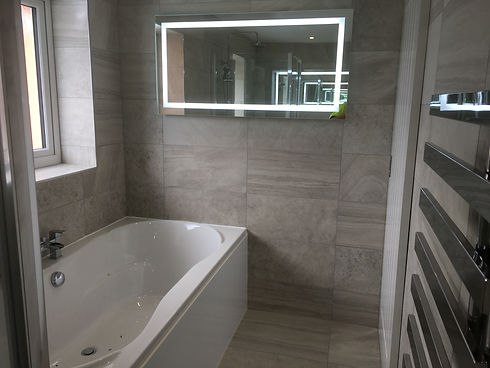 Commercial fit-out - Toilets, bathrooms, washrooms & cubicles