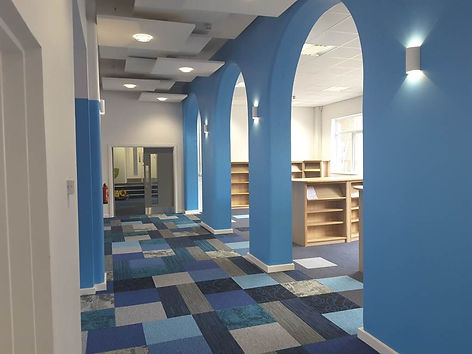 Ladywood arts & leisure centre refurbishments