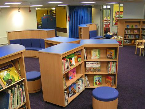 St Marys Library school refurbishments