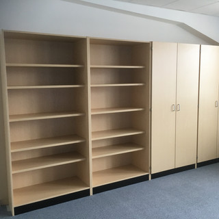 Specialist furniture - Fixed furniture, carpentry & joinery