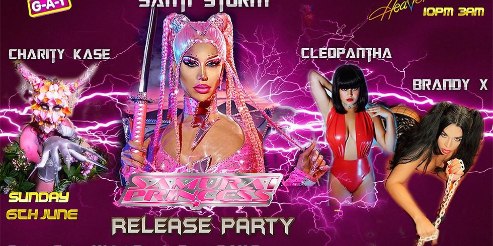Santi Storm: Single Launch
