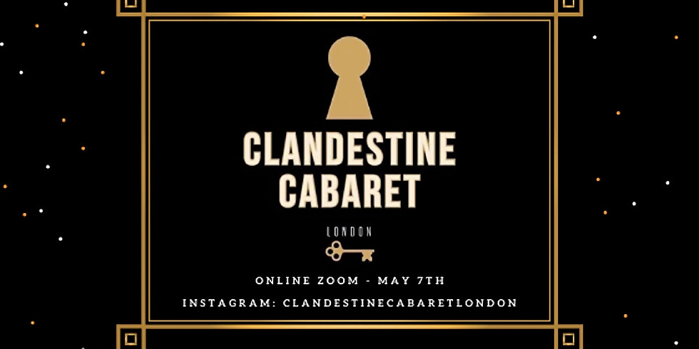 Clandestine Cabaret: Spring Fling