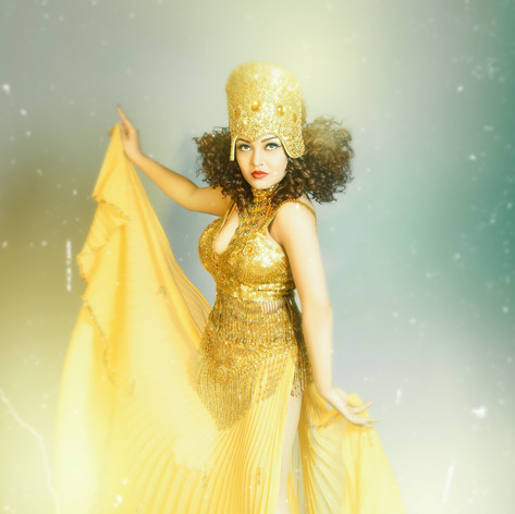 Gold Goddess Cleopantha