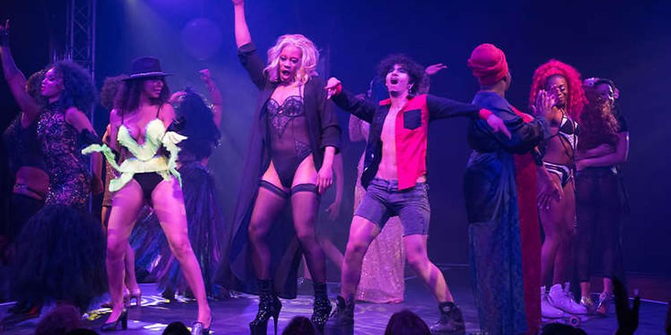The Queer Burlesque Revue