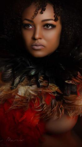 Afro Cleopantha