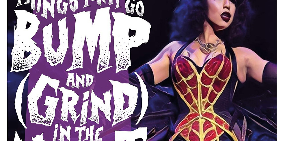 Things that go bump (and grind) in the night!