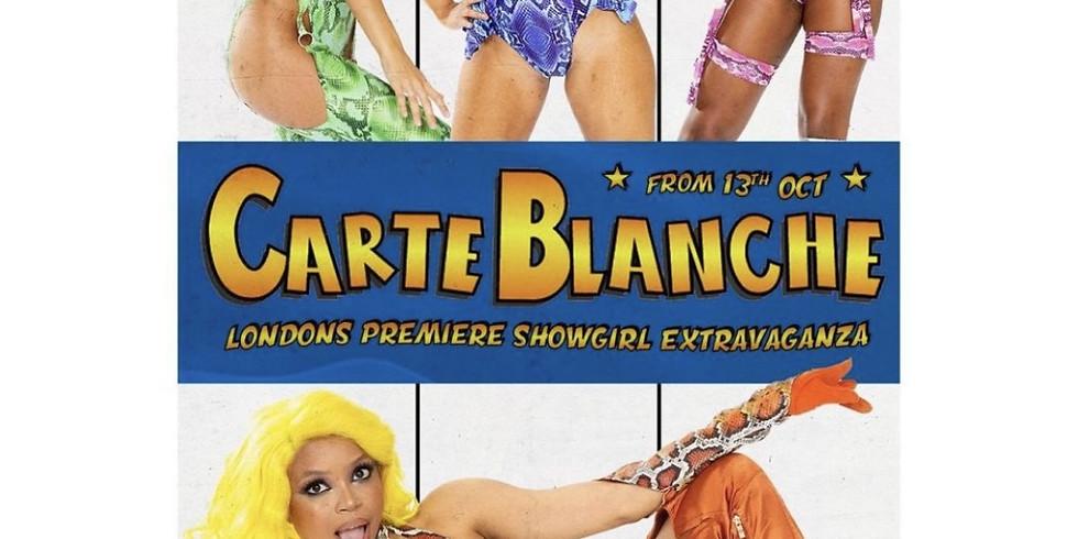 Carte Blanche Show