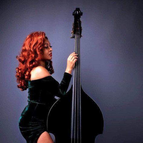 Cleopantha with Double Bass