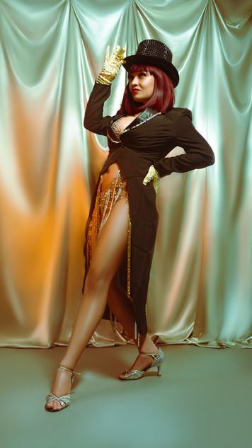 Diamonds Showgirl Cleopantha