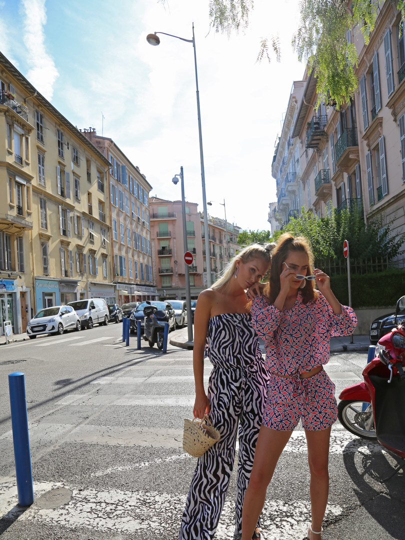 Alice + Trixie | South of France