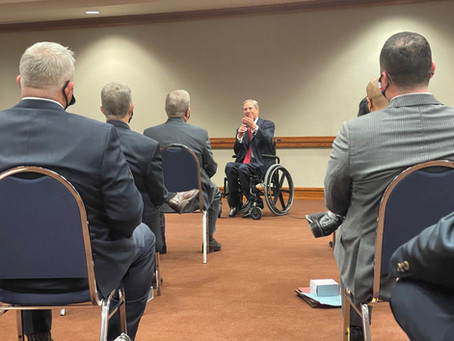 NEWS: GOV. ABBOTT TOUTS WORKING TOGETHER WITH GOP CAUCUS TO BRING RESULTS FOR TEXANS THIS SESSION