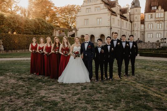 Hochzeitsfotograf Schlosshotel Münchhausen