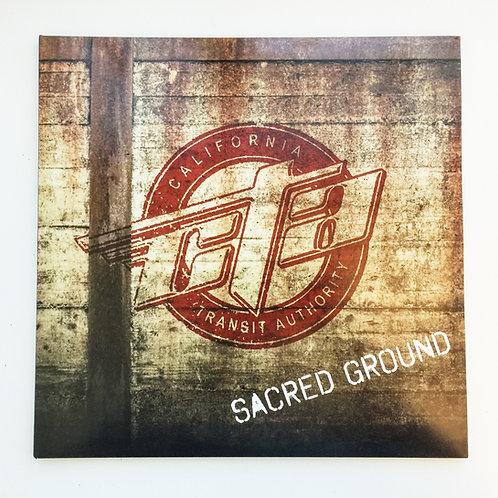 CTA Sacred Ground Vinyl