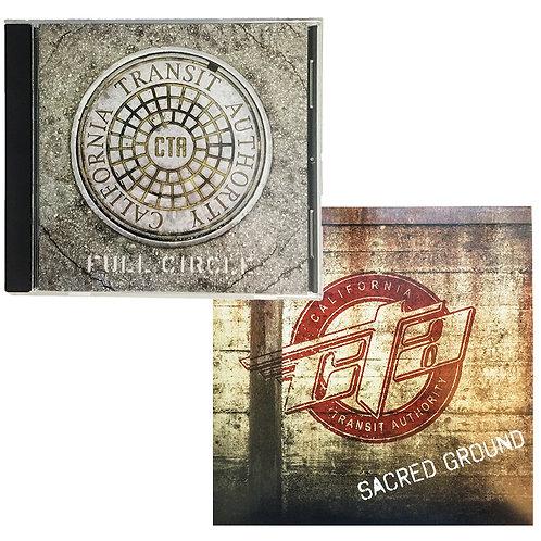 Sacred Ground  Vinyl & Full Circle CD