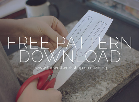 FREE Vambrace Pattern!