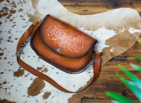 Making the Fiona Saddle Bag