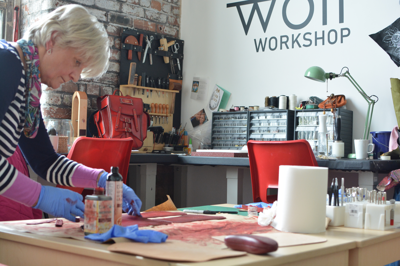 Basic Leatherworking Class