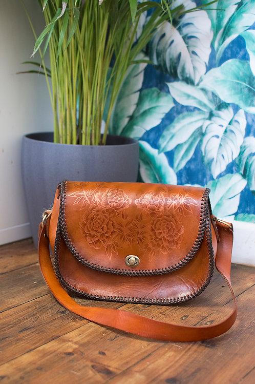 Fiona Saddle Bag