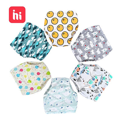 Reusable Washable Baby Diapers [Cotton]