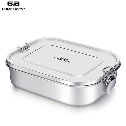 Lunch Box [Stainless Steel]