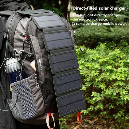 Folding Solar Panels for Smartphones
