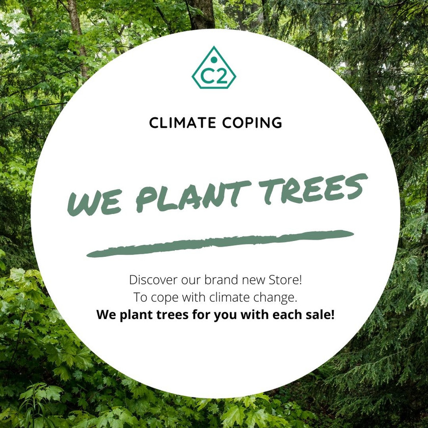 We plant trees for you. Infographics. Global Warming. Tree Planting. Climate Coping. Instagram.