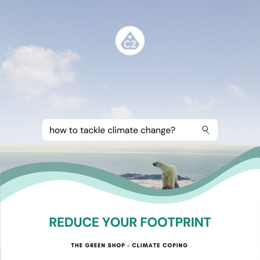 Tackle climate change with us. Polar Bear. Arctic. Infographics. Global Warming. Tree Planting. Climate Coping.