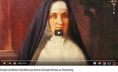 Oração da Beata Maria
