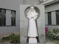 Escultura de Irene Vilar