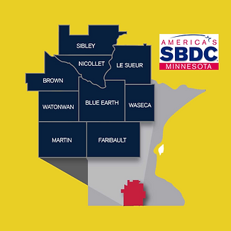 SBDC South Central Map Yellow Square.png