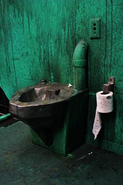 Cell Toilet