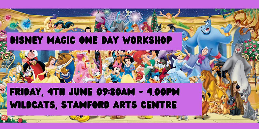 Disney Magic Workshop