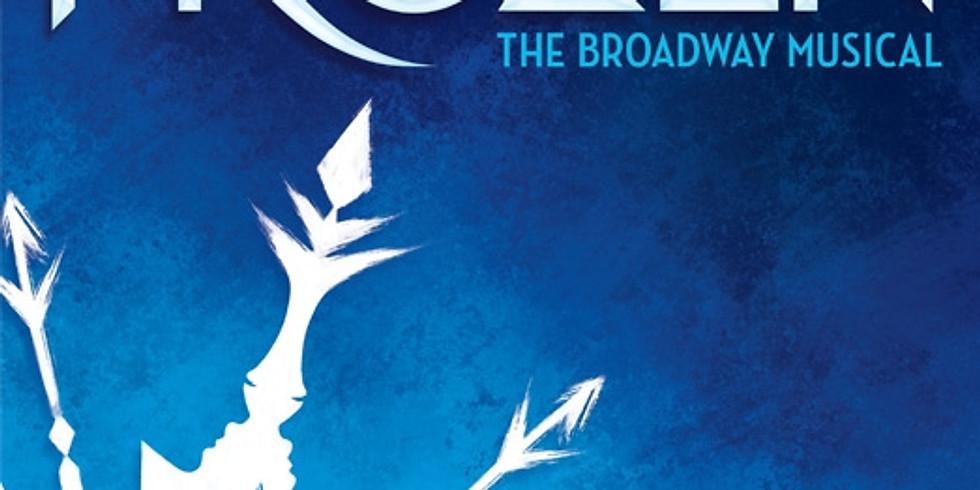 Frozen 2 and Frozen Broadway Musical Workshop