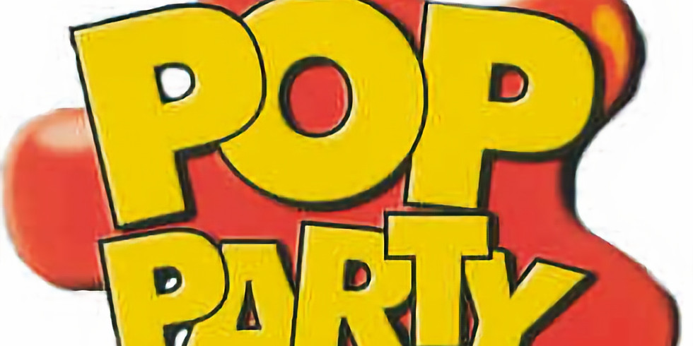Pop Party with Paige and Caz