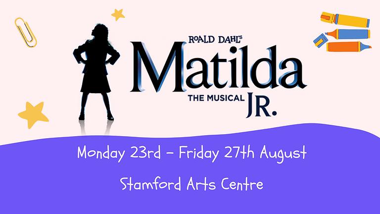 Matilda Junior (SOLD OUT)