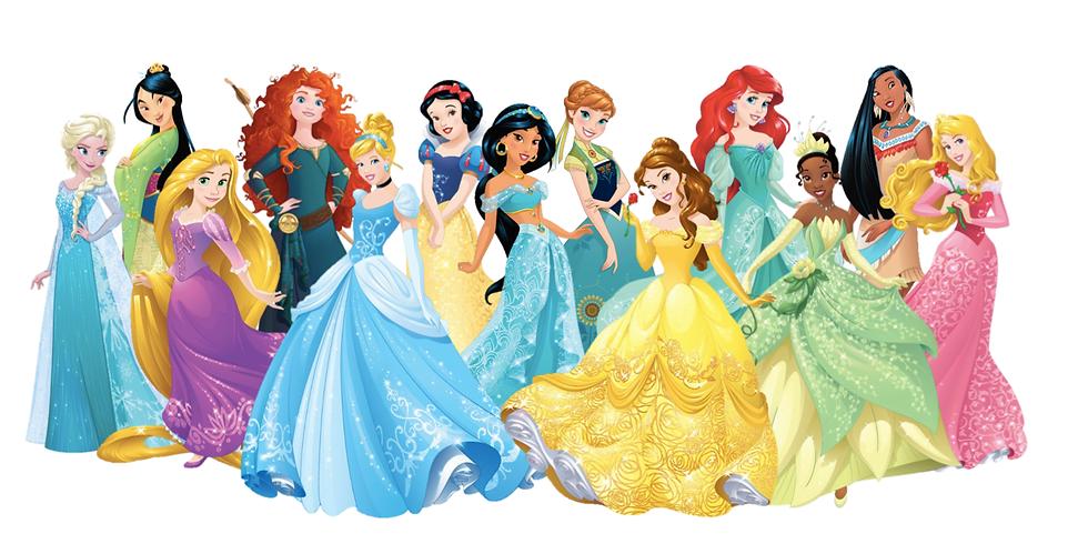 Princess and Princess Party