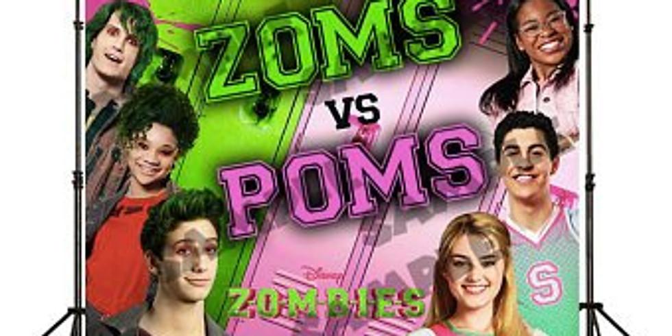 Zombies V Cheerleaders