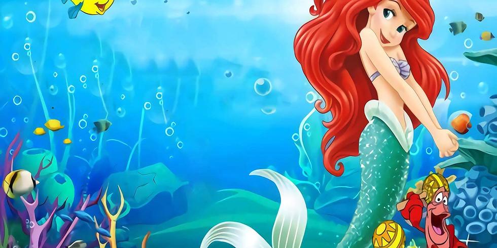 A Mermaid Adventure with Caitlin and Danielle