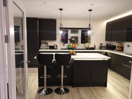 Latest Trend of Open Kitchen in Home Refurb & Construction