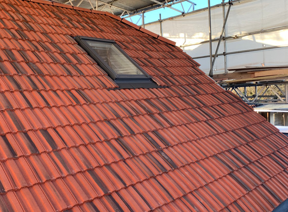Roof Re-Tiling