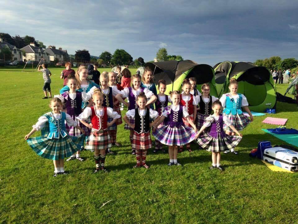 Mackay Highland Dancers