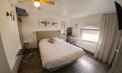 chambre simple ou double