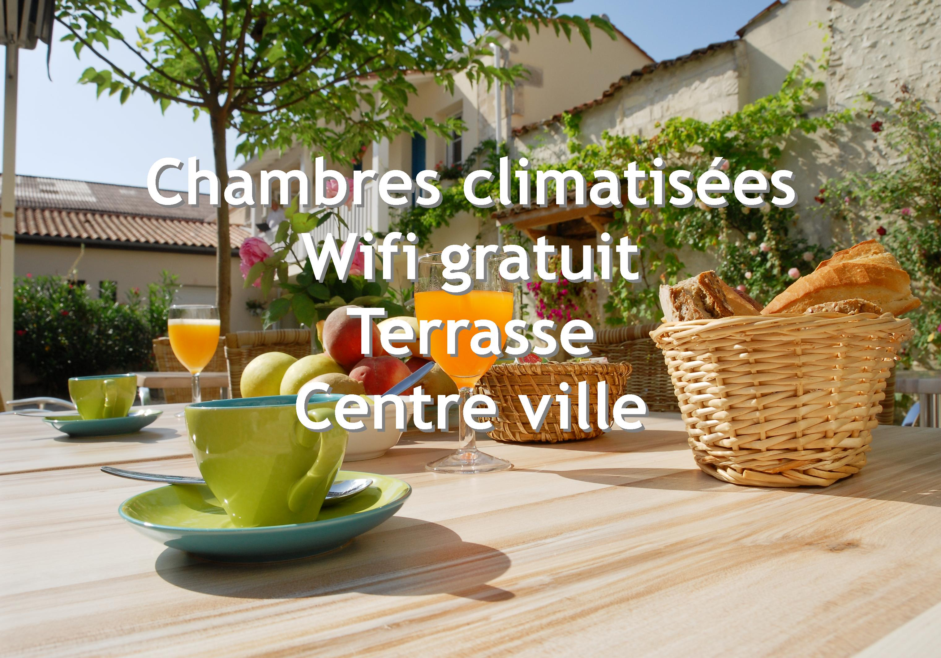 photo + texte centre ville